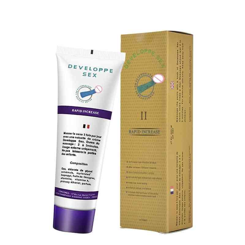 Penile Enlargement Cream - Sexual Products