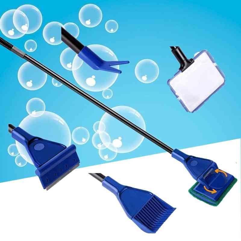 5 In 1 Aquarium Tank Cleaning Tools Set