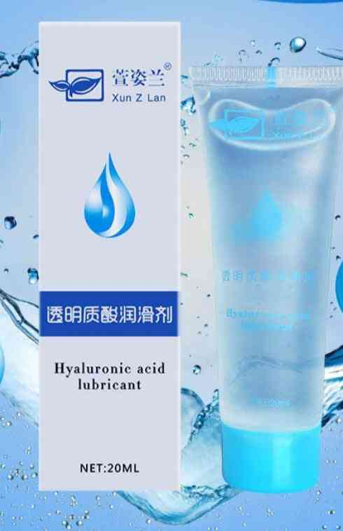 Water Based, Hydra Smooth-hyaluronic Acid Lubricant For Women Orgasm
