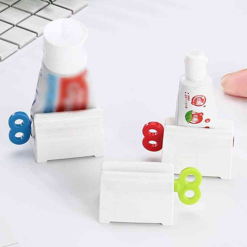 Easy Cleaning Bathroom Products Toothpaste Squeezers High Temperature Resistance Household Merchandises