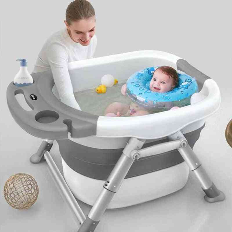 Baby Bathtubs For Infants's - Multifunctional Folding Bath Bucket