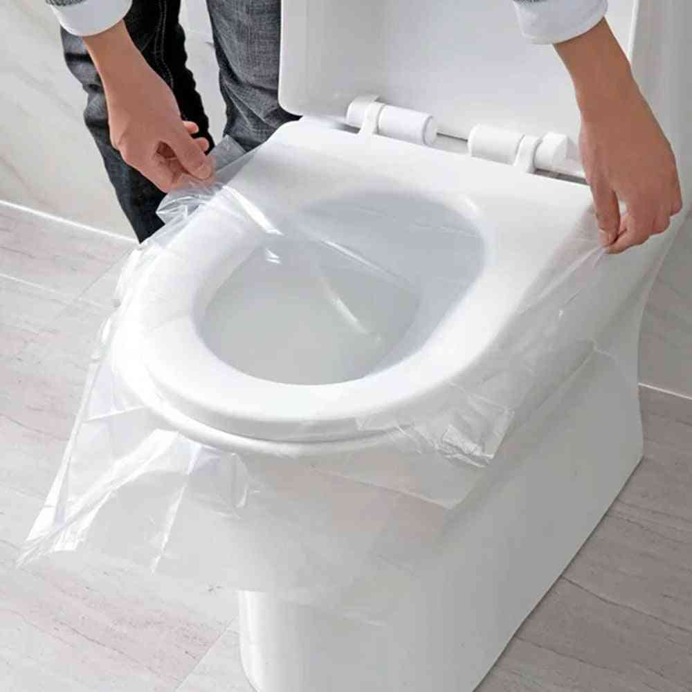 Disposable Toilet Seat Paper Cover-protective Film