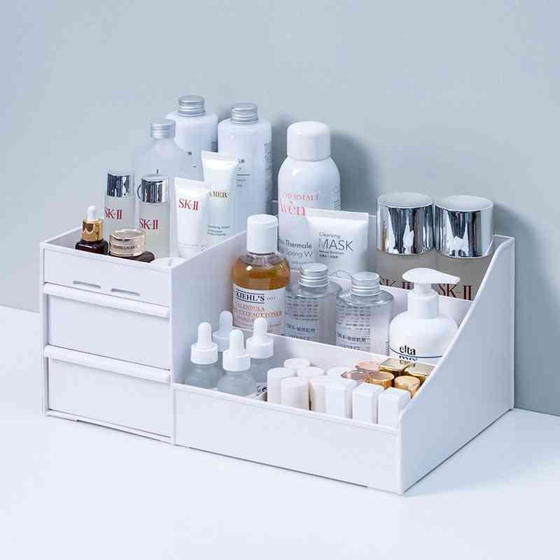 Large Capacity Makeup Organizer-cosmetic Storage Box