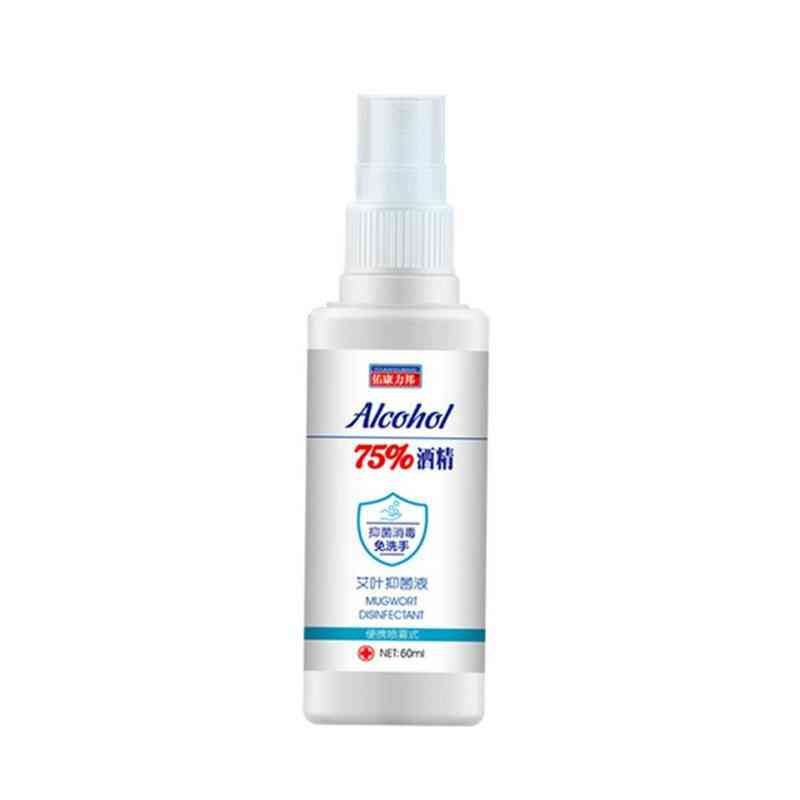 Hand Sanitizer Spray-quick Dry, Wipe Out Bacteria-75% Alcohal