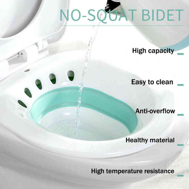 Over Toilet Steam Stool, Vaginal Steaming Seat