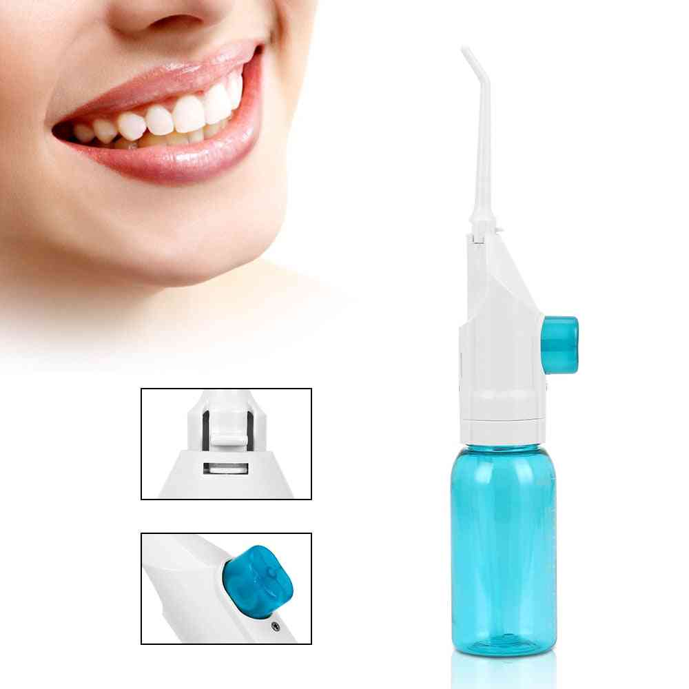 Jet Irrigator Water Dental Flosser For Teeth Along With Nasal Irrigators Water Mouth Clean Oral Nasal Tooth Cleaner