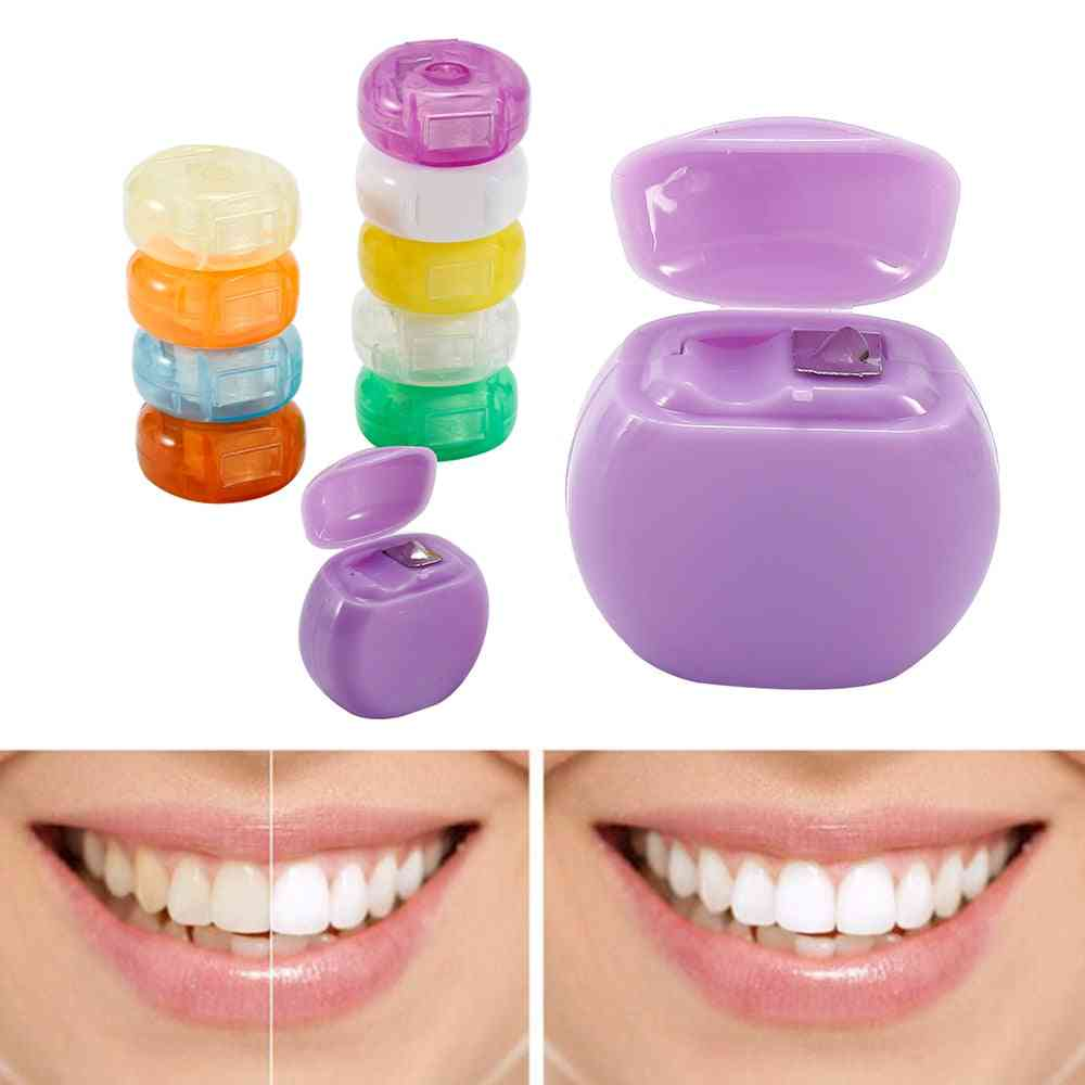 Dental Floss Tooth Cleaner With Box