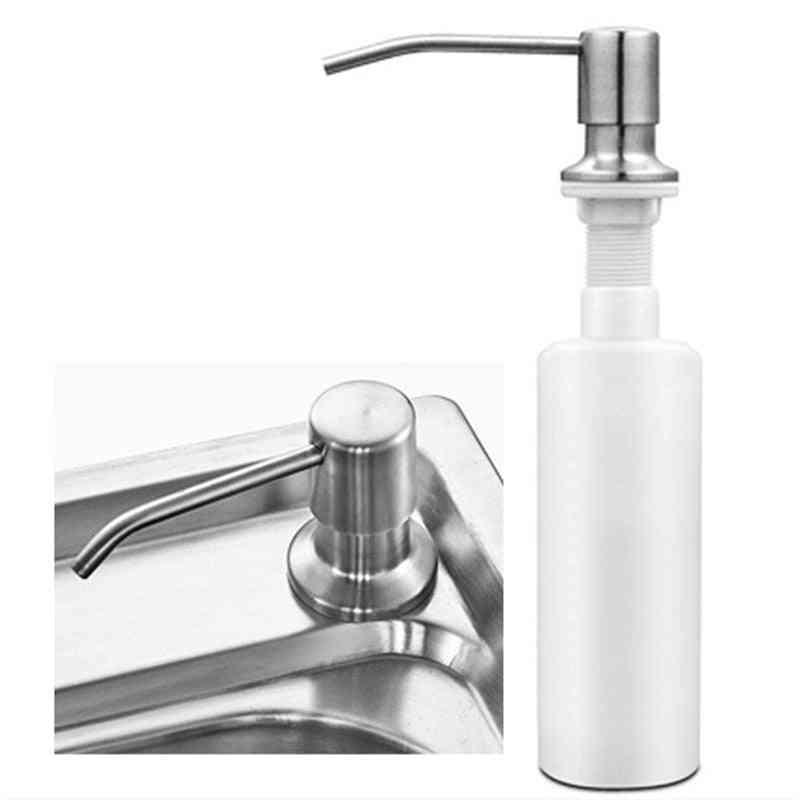 Kitchen Sink Soap Dispenser - Detergent Liquid Soap Lotion Dispensers
