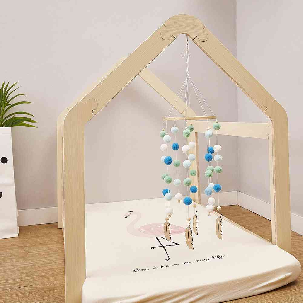 Nordic Decoration Dream Catcher Home Ball Wind Chime - Bedroom,'s Room Decor Props
