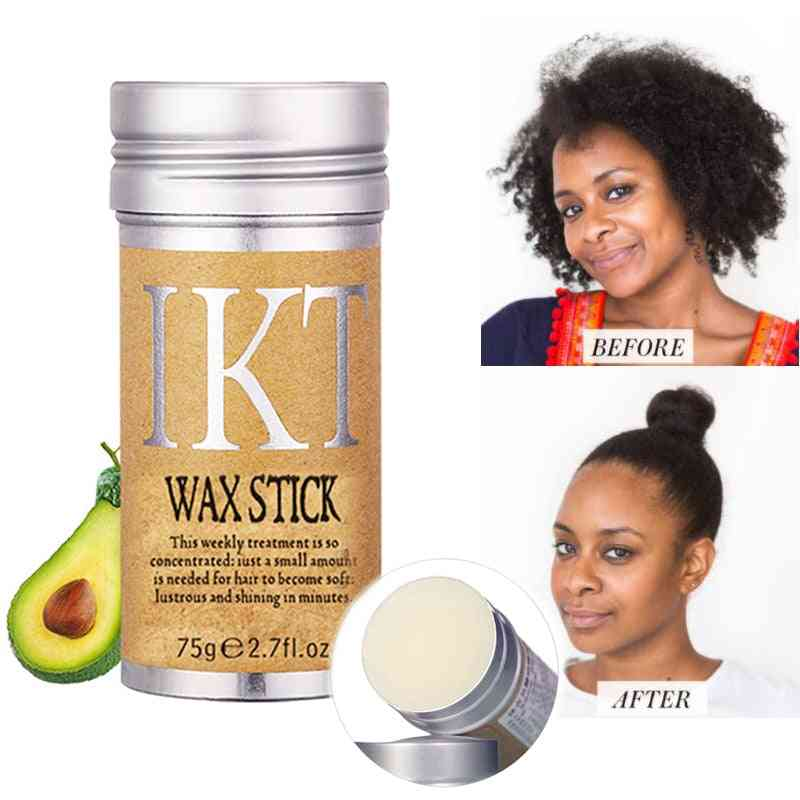 Hair Edge Control Wax Stick-styling, Smooth And Non Greasy