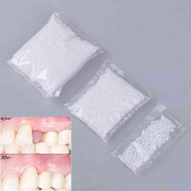 Resin False Teeth Solid Glue Temporary Tooth Repair Set - Teeth And Gap Falseteeth Denture Adhesive Teeth