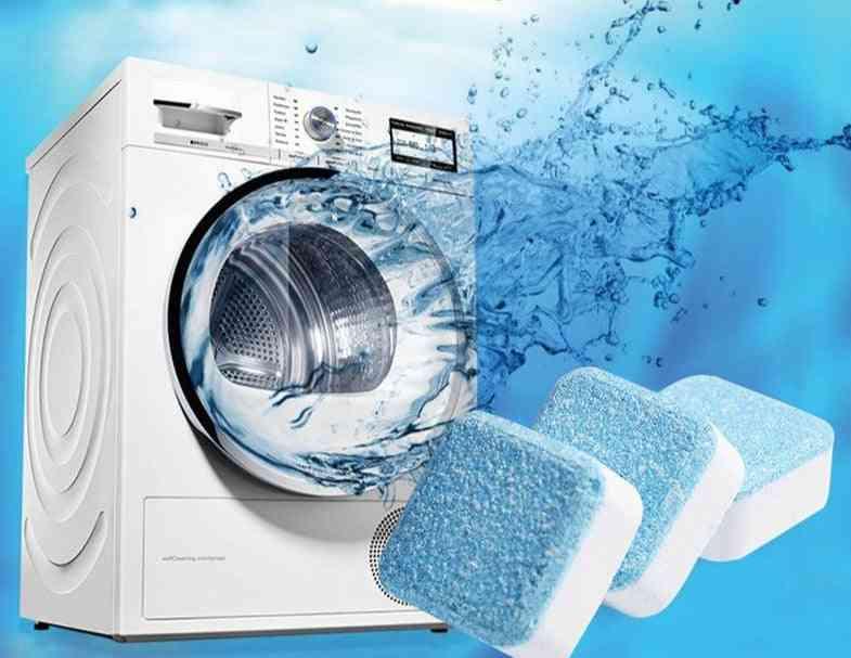 Washing Machine Tank Cleaner- Effervescent Tablet