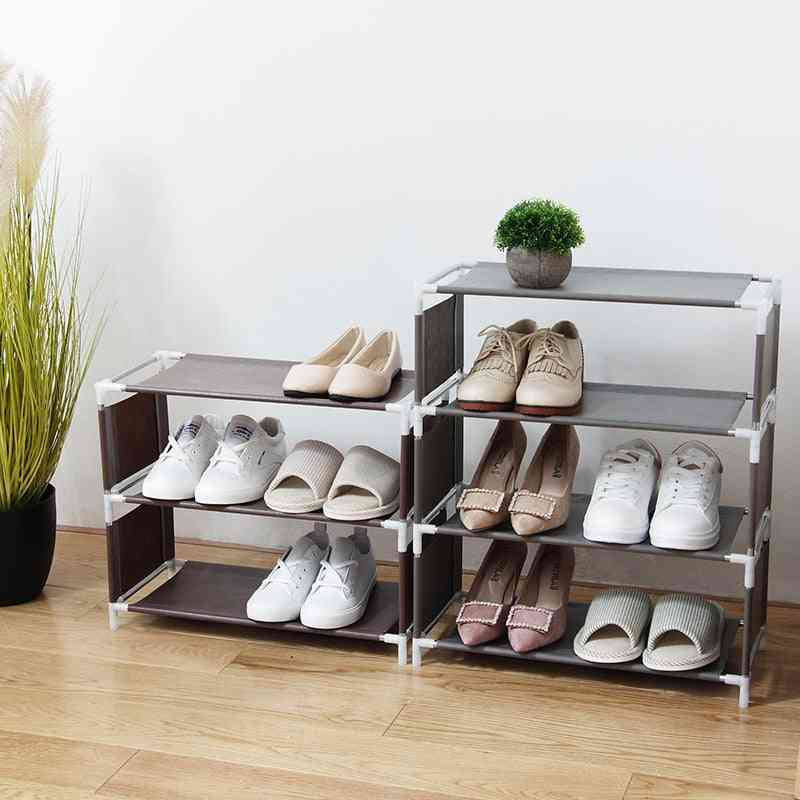 Multi-functional Storey Rack For Shoes, Clothes