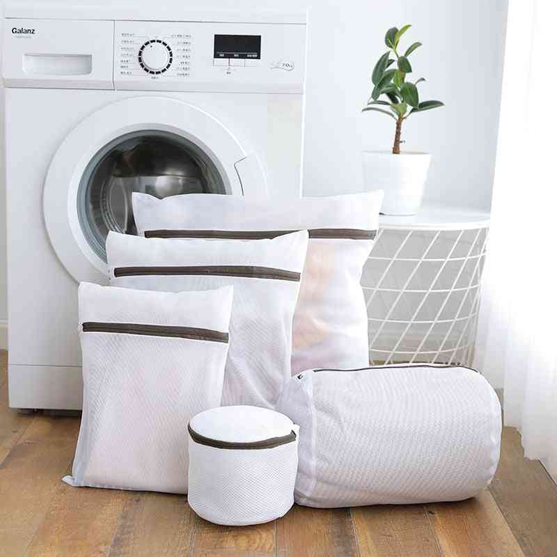 Laundry Bags For Washing Machines Mesh Bra Underwear Bag For Clothes