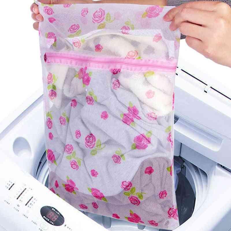Laundry Washing Bag For Bra ,underwear, Sock, Shirt Clothing Wash Bag - Washing Machine Net Bag