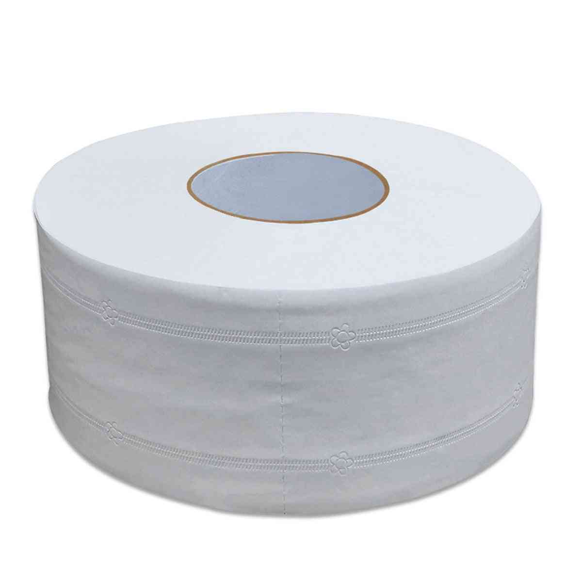 1 Wood Pulp Soft Roll - Toilet Paper With 4 Layer