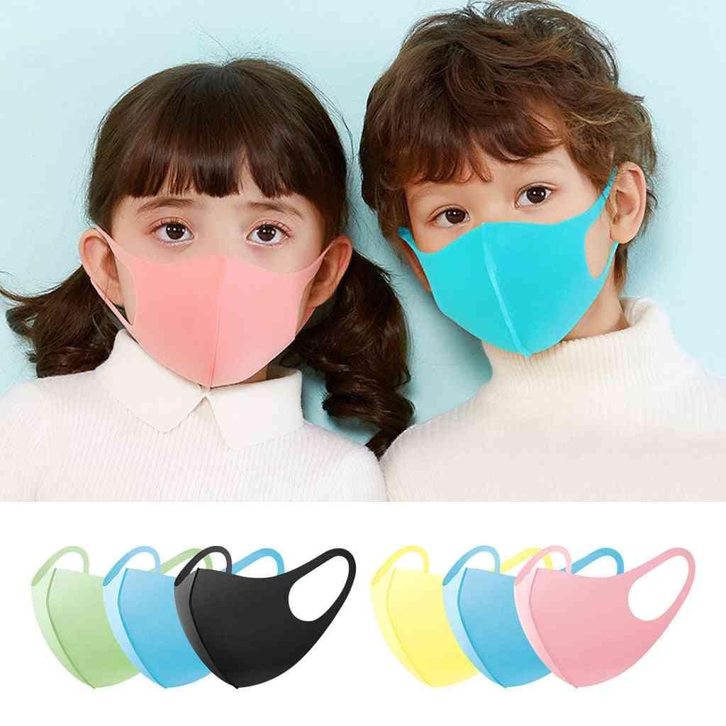 Outdoor Dust Haze - Sponge Mouth Face Masks