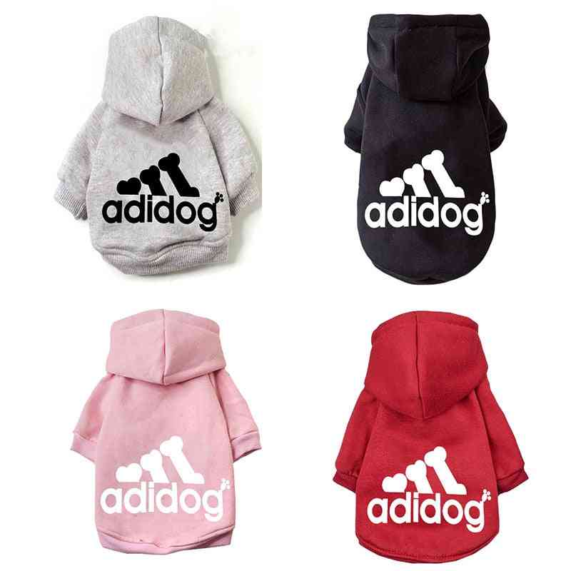 Fashion Dog Hoodie Winter Dog Clothes For Dogs Coat Jacket Cotton Ropa Perro French Bulldog Clothing For Dogs Pets Clothing