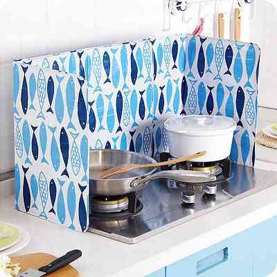 Kitchen Cooking Oil Anti Splatter Shield Splash Screen Cover/divider