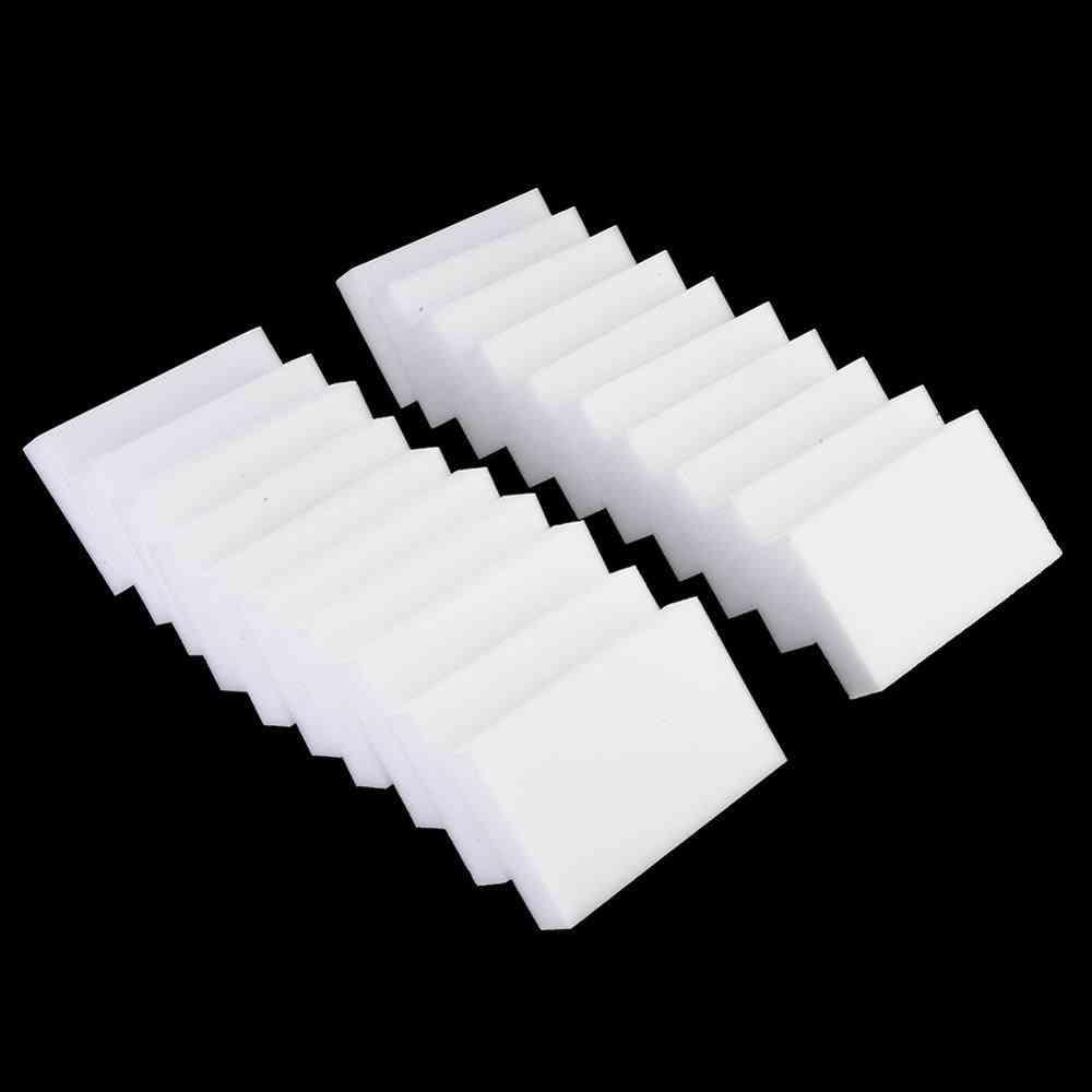 Multi-functional Kitchen & Bathroom Cleaning White Magic Sponge