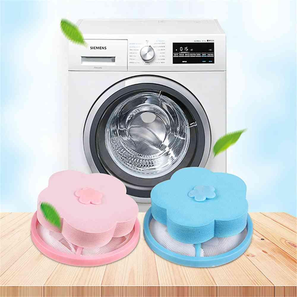 Clothing Fur Hair Catcher, Cleaning Balls - Washing Machine Filter