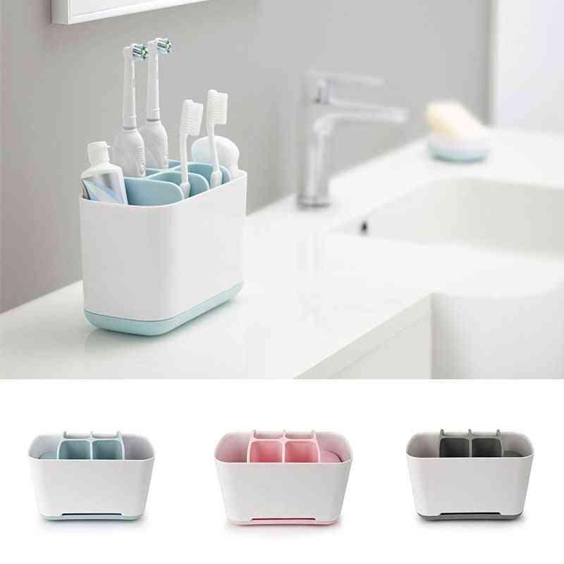 Electric Toothbrush , Shaving, Makeup Brush, Toothpaste Holder / Organizer