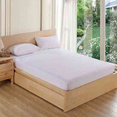 Terry Cloth, Waterproof Mattress Protector Cover