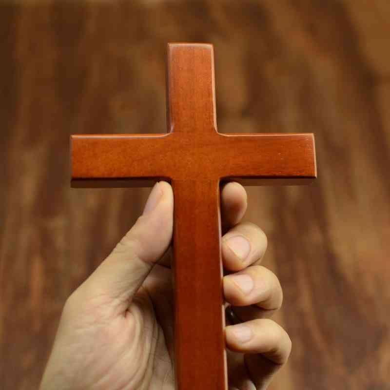 Catholic Jesus Christ Wall Crucifix Cross Ornament