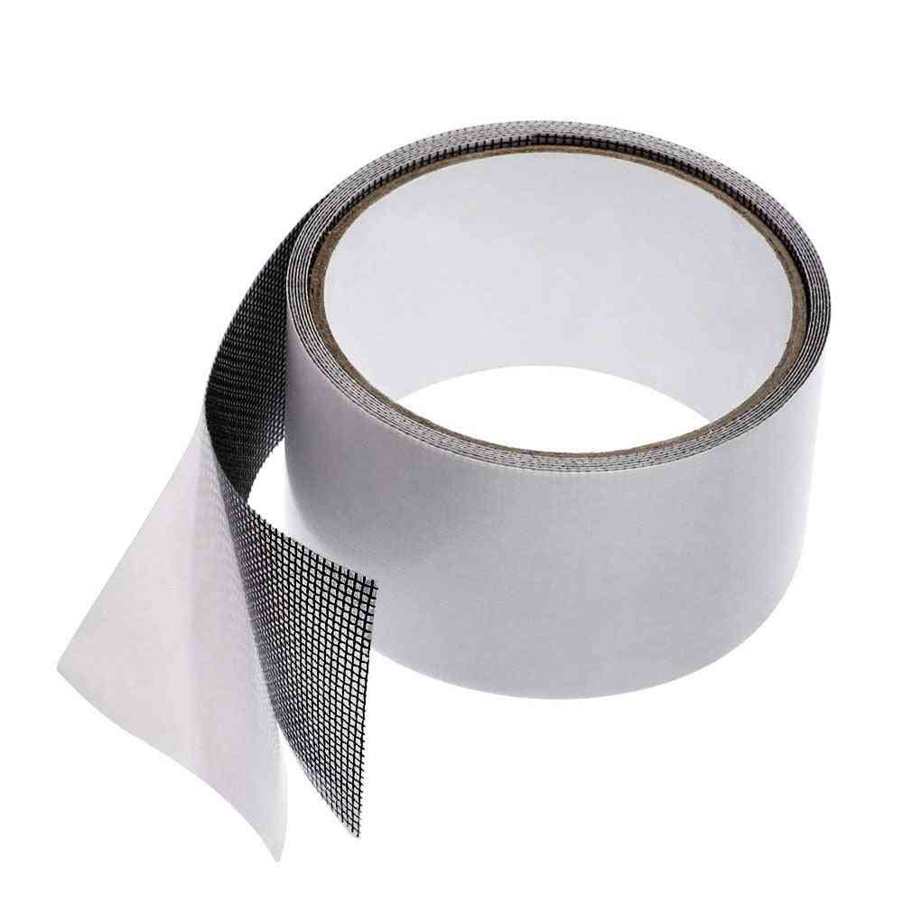 Waterproof Mosquito, Insect Repellent Tape-fiber Glass, Cloth Mesh, Stong Adhesive