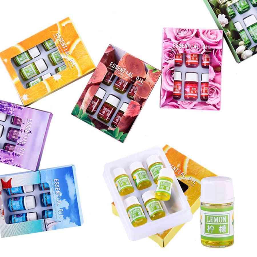 Essential Massage Aroma Oils Massage Fragrances Lemon Ocean Oil