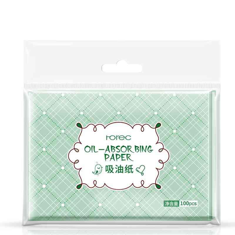 Professional Make Up Oil Absorbing-blotting Facial Paper
