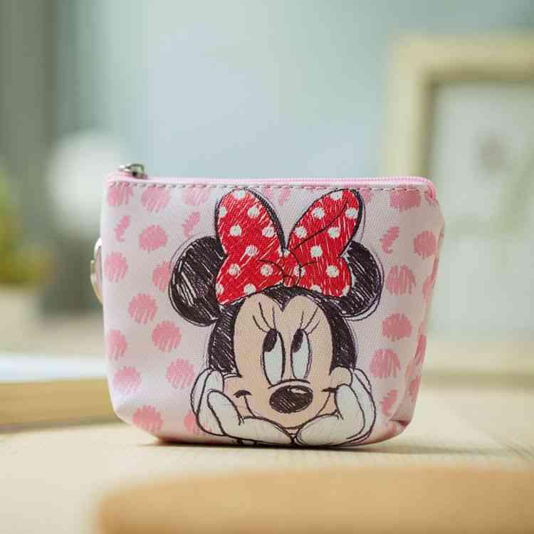 Children Cartoon Purse, Mickey Mouse Coin Bag- Girl ,boy, Kid Gift Handbag Wallet Frozen