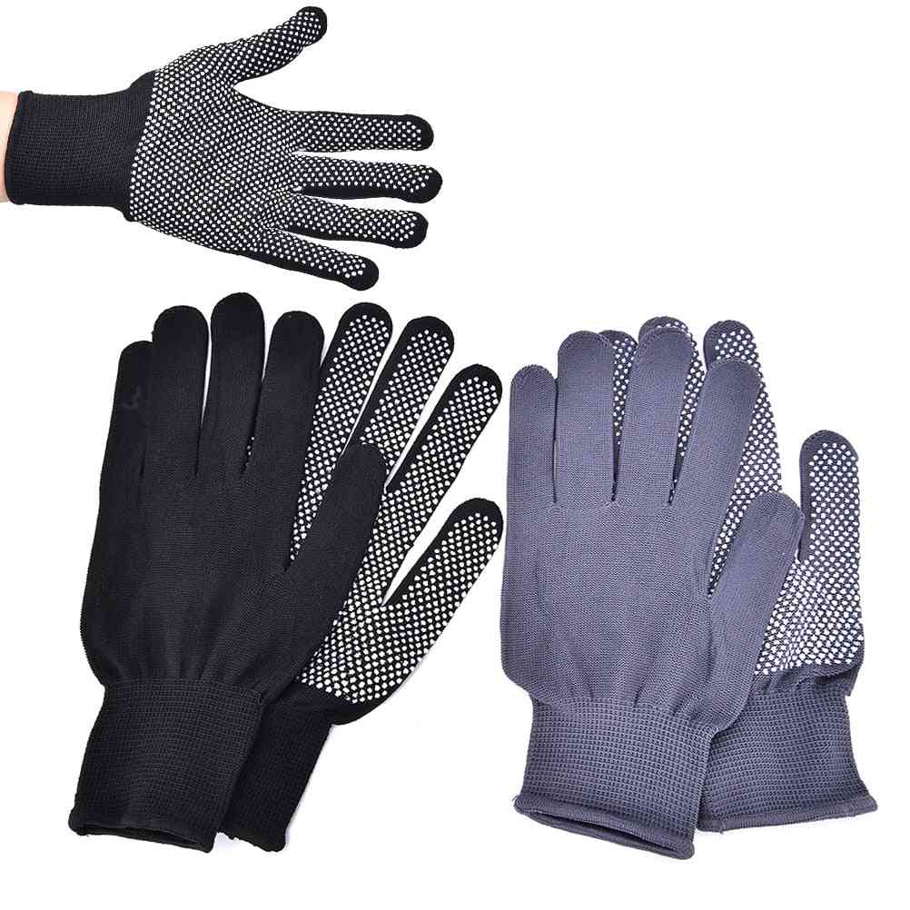 Heat Resistant Gloves For Perm, Burn-proof, Curling, Straightening And Hairdressing