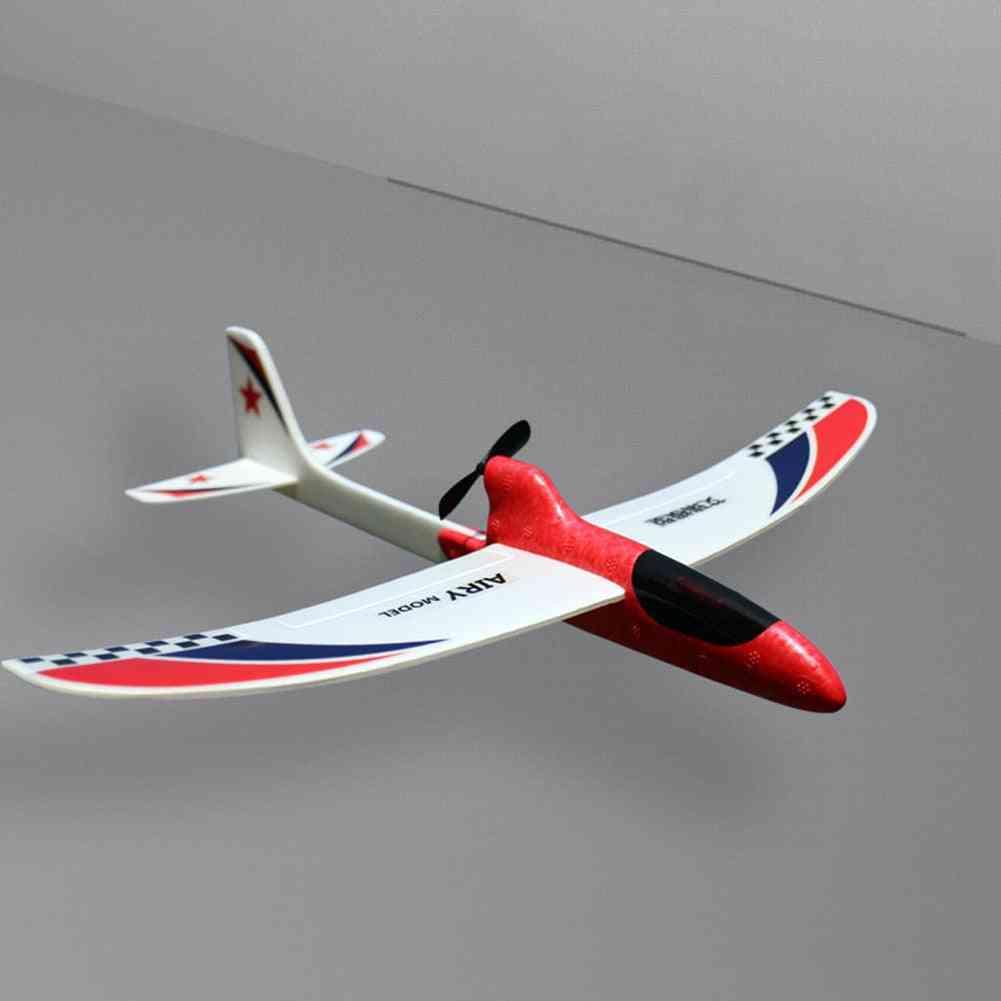 Hand Throwing Electric Model Diy Glider Foam - Rc Airplane