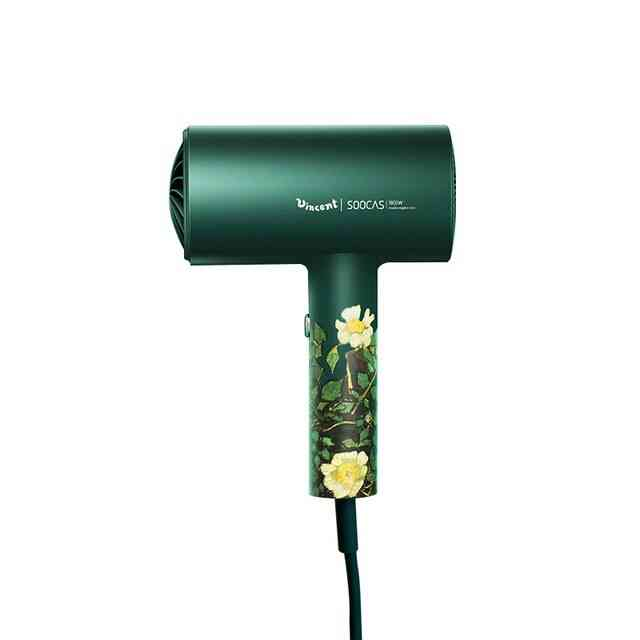 Electric Dryer Hair Dryer-hot And Cold Wind
