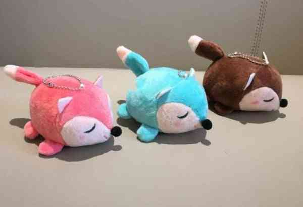 Small Stuffed And Plush Toy Key Chain