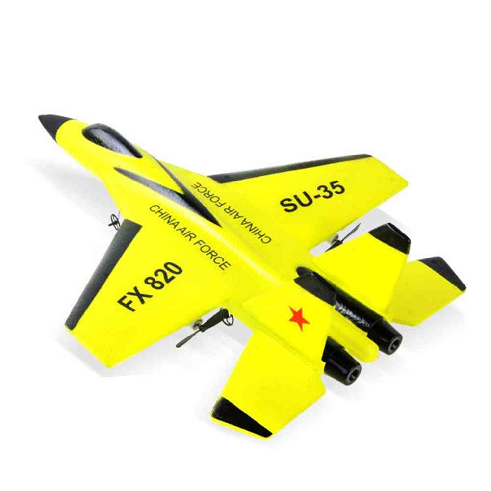 Rc Plane Toy Epp Craft Foam Electric Outdoor Rtf Radio Remote Control - Glider Airplane Model For Boy