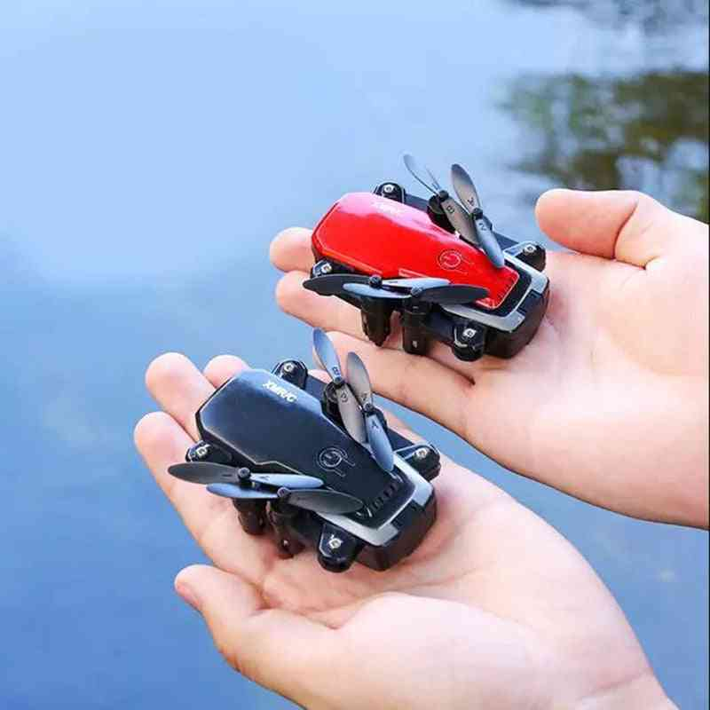 Mini Rc Drone With 4k 5mp Hd Camera - Foldable Drones, Altitude Hold D2 Pocket Professional Quadcopter Drone