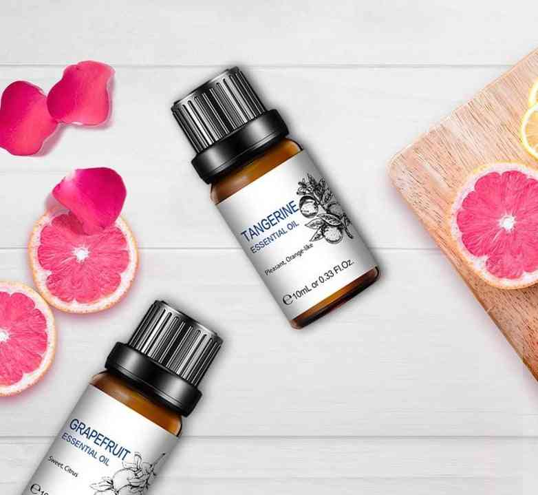 Pure Essential Oil For Aromatherapy Diffusers