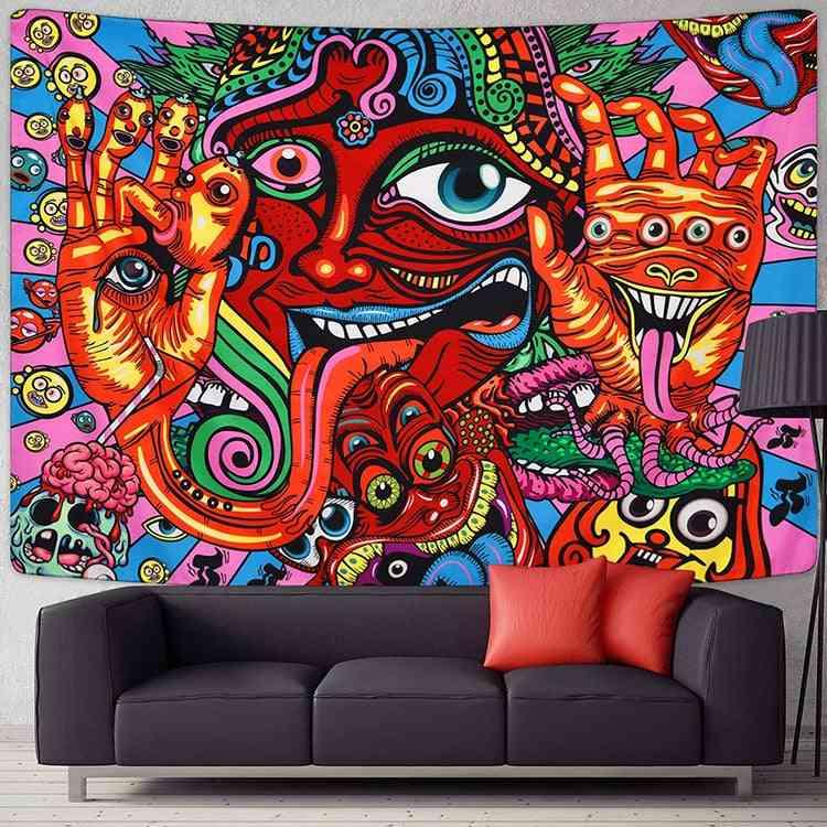 Mandela Wall Hanging Tapestry Blanket