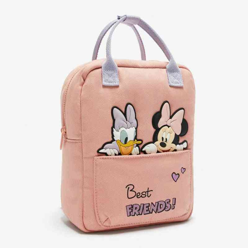 New's Bag Spring And Summer - Disney Mickey Mouse Pattern Backpack