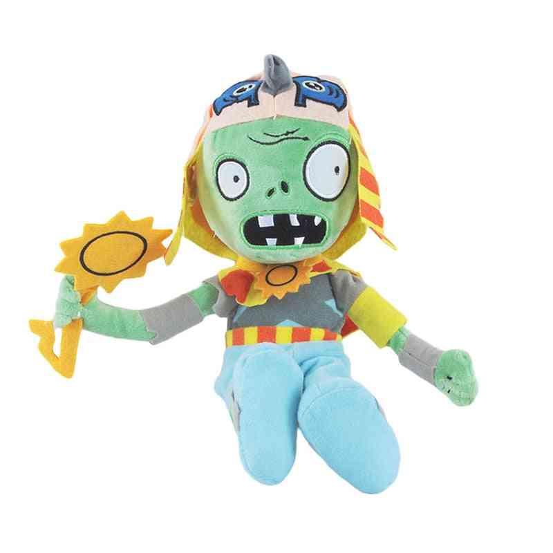Plants Vs Zombies Plush Stuffed Doll For