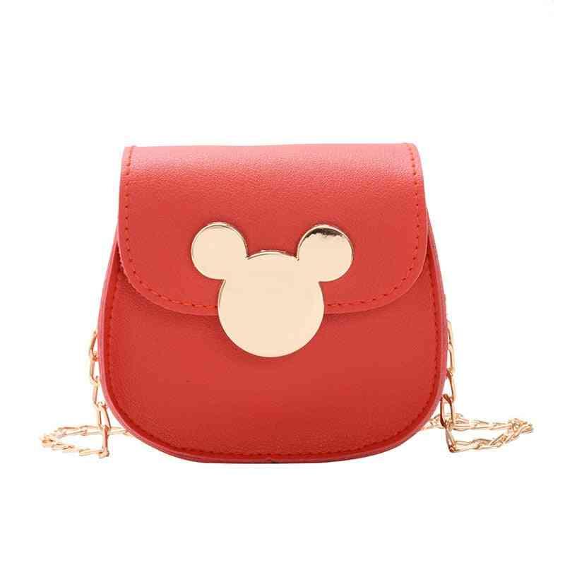 Disney's Shoulder Bag - Cute Cartoon Mickey Mouse Baby Coin Purse