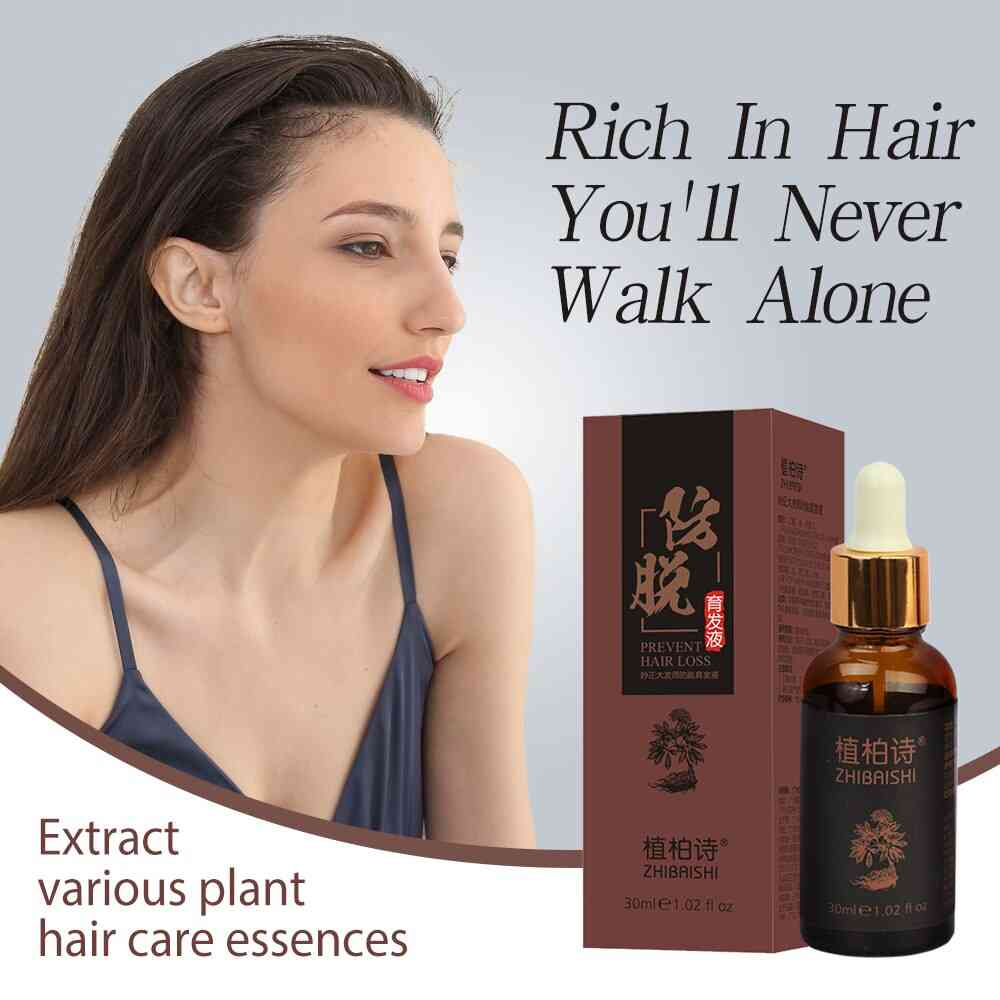 Hair Loss And Fast Hair Growth Remedy Essence Oil Natural Extracts Liquid For Hair Regrowth