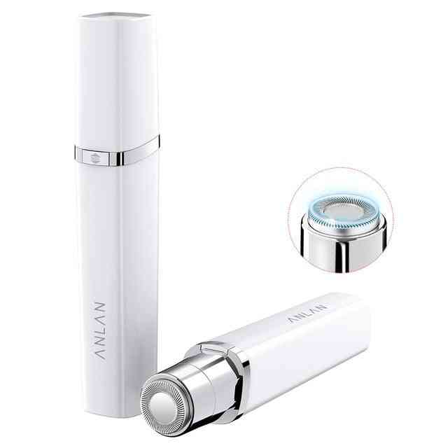 Electric Epilator For Painless Hair Removal-lipstick Style