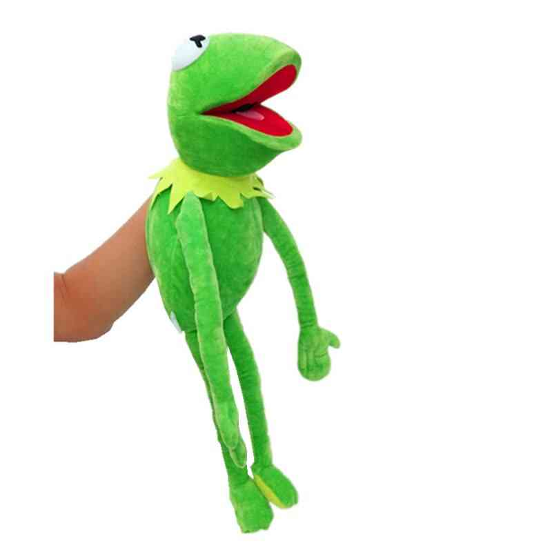 60cm Kermit Frog Puppets - Plush Stuffed Toys For Birthday Present For Kids