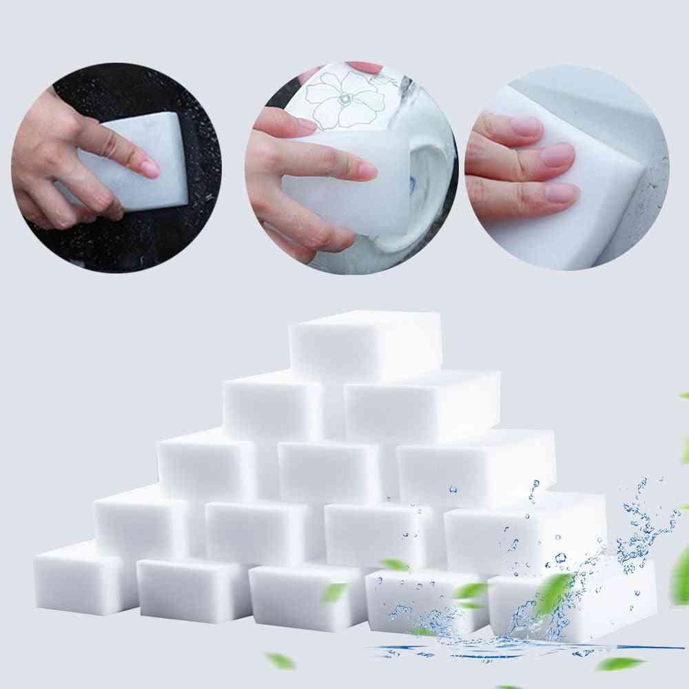 Melamine Foam Magic Cleaning Sponge Eraser For Kitchen Office Bathroom