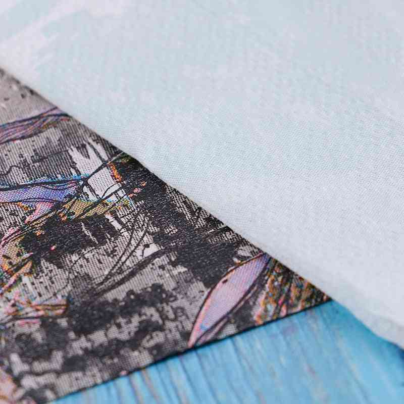 Disposable And Printed Paper Napkins
