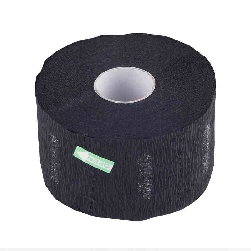 Salon Protection Covering Neck Paper - Strips Barber Durable Disposable Roll Muffler