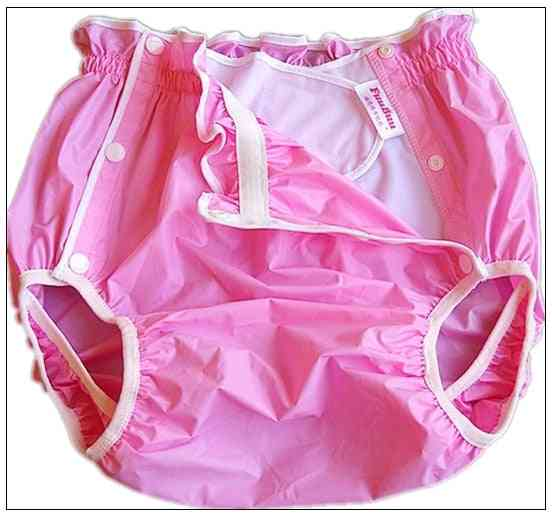 Waterproof Diaper - Incontinence Pants Pocket For /